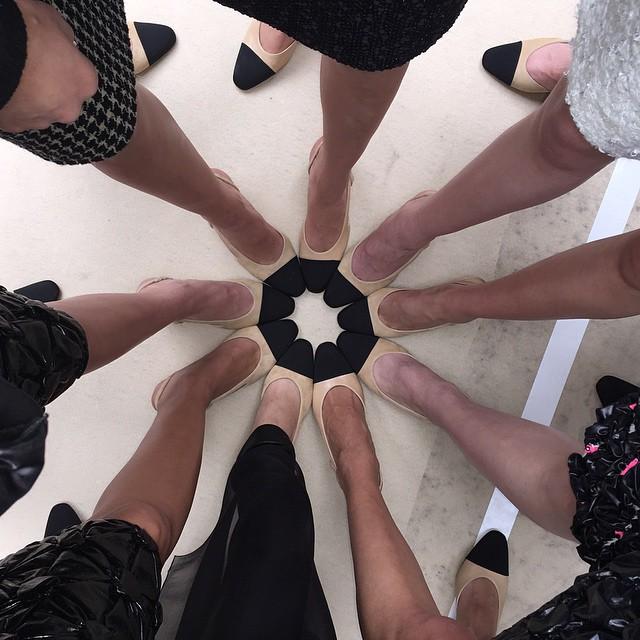 Chanel slingback - Cara Delevigne insta.jpg