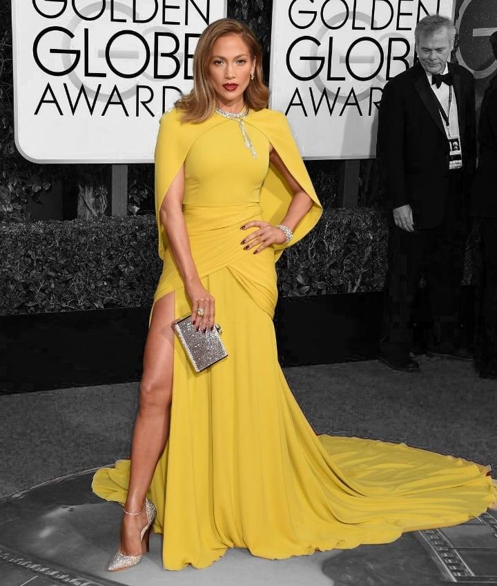 Jennifer Lopez in Giambatista Valli
