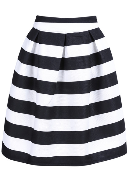 Shop Romwe stripe skirt.jpg