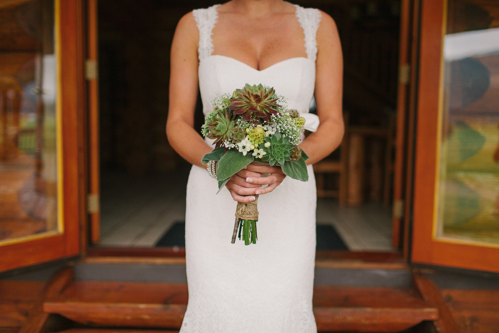Rustic Bridal Bouquet by Floral Design by Lili Vancouver Wedding Florist, British Columbia. Image by Mikaela Ruth Photography