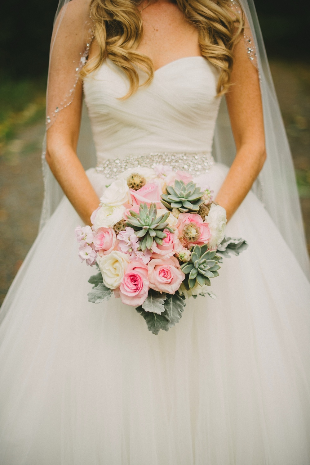 Bridal bouquet by Floral Design by Lili, Vancouver Florist, B.C. Image by Sara Rogers Photography