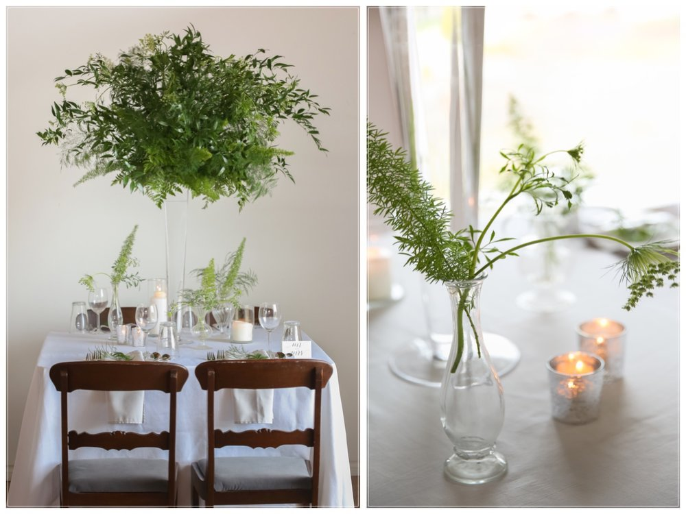 Wedding decors with Fraser Valley Florist