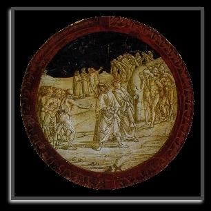 Mortos com sombra quando não era suposto, Luca Signorelli, 1499, Catedral de Orvieto