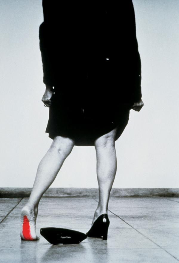 Helena Almeida, Seduzir, 2002