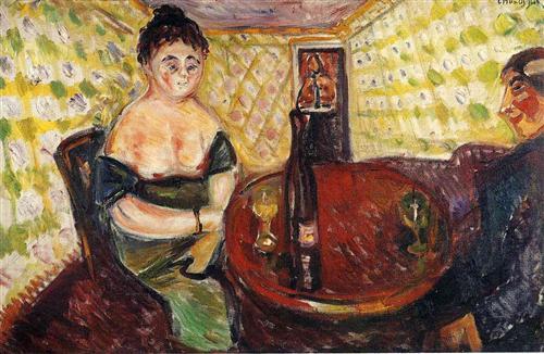 E. Munch (1907)