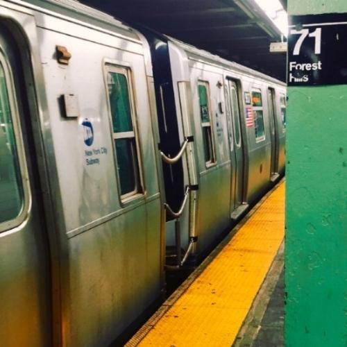 Estação de Forest Hills, Queens, Nova Iorque