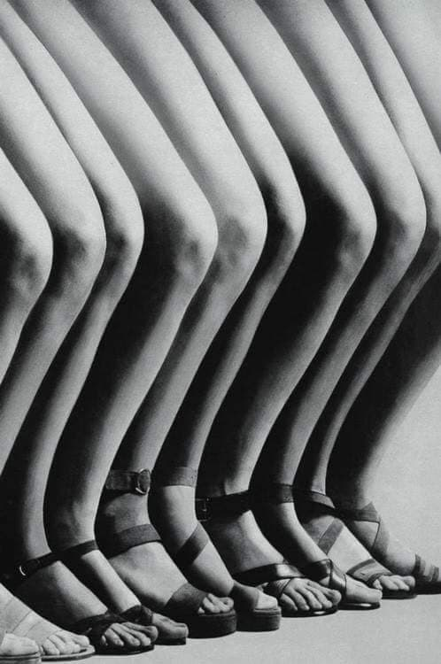 """legs"", ph. Guy Bourdin"