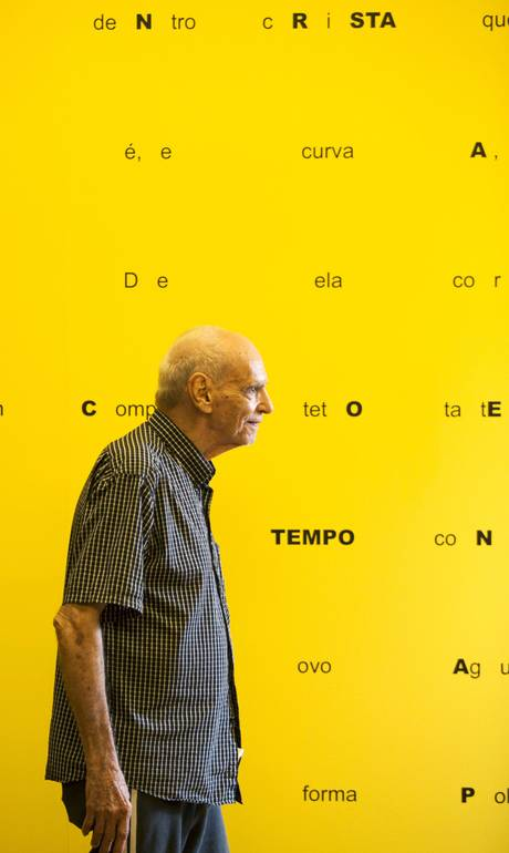 Wlademir Dias-Pino morre aos 91 anos no Rio de Janeiro