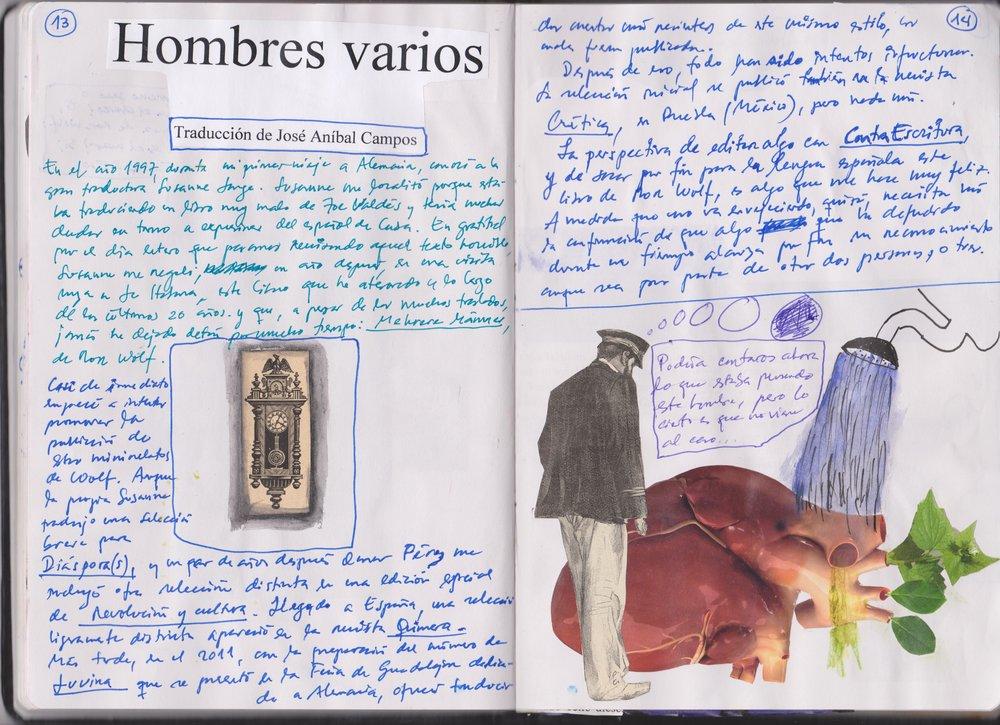 Cuaderno Wolf