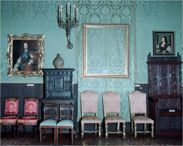 In 1990, approximately $300 million worth of art were stolen from the Gardner museum in Boston. The museum, which has since left the walls where the masterpieces used to hang empty, was not insured against theft.