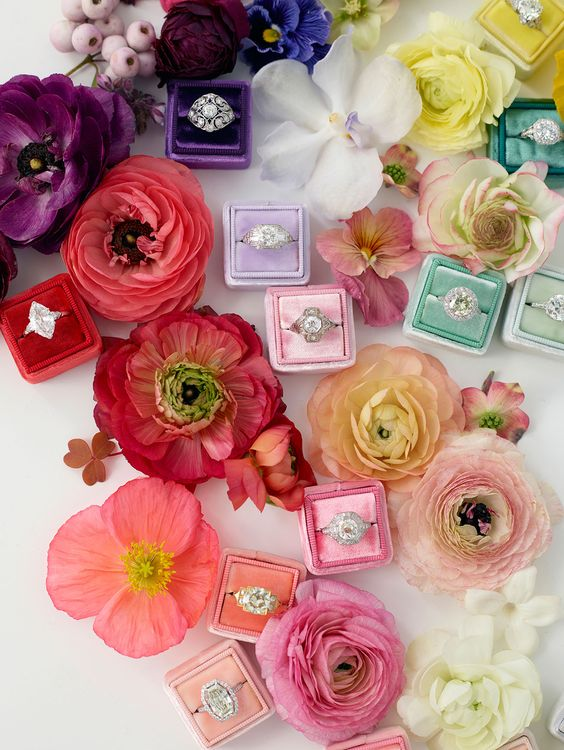 The Mrs Box! - So my good brides of Australia, I give you the mystery supplier of these beautiful little ring boxes!...