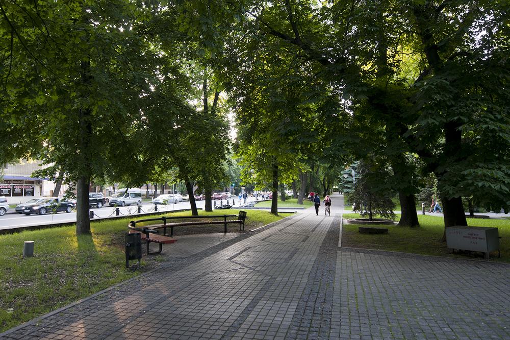 Lavraska street