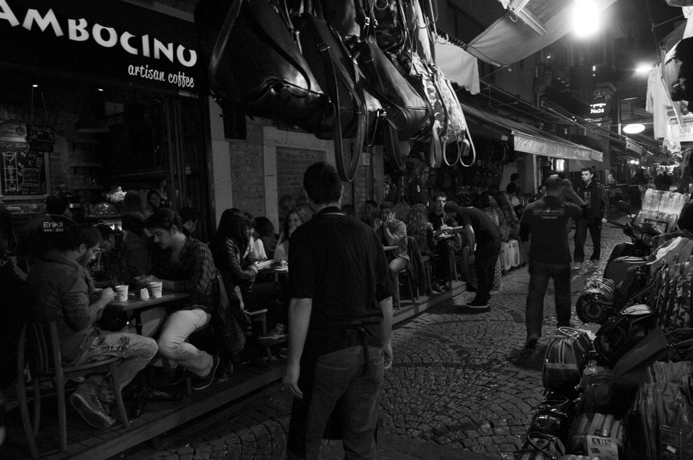 Restaurant onAlabeyi street