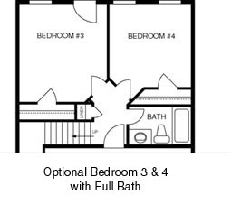 1st Floor Alternative Plan - B