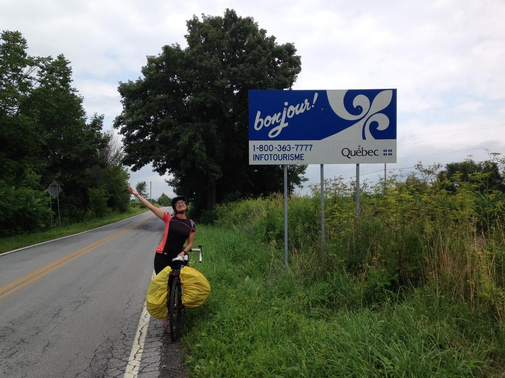 Vermont --> Quebec