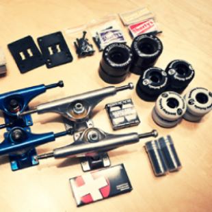 Skateboard parts & accessories