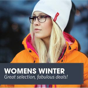Women's Winter Gear