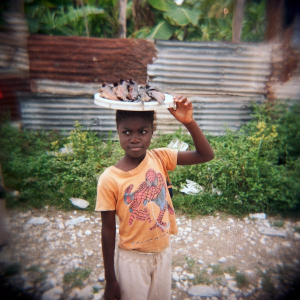 FotoKonbit* participant photo, Haiti. Collaborative project, Noelle Théard.