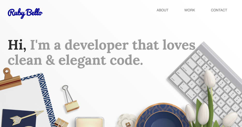 ruby-homepage