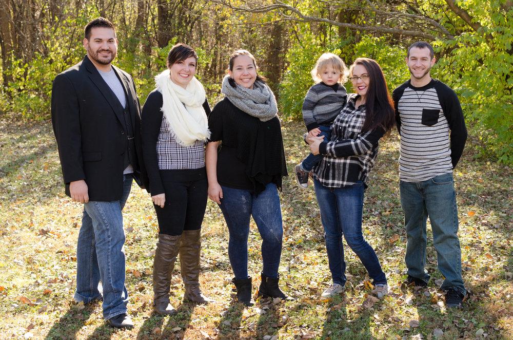 Delgado Family -
