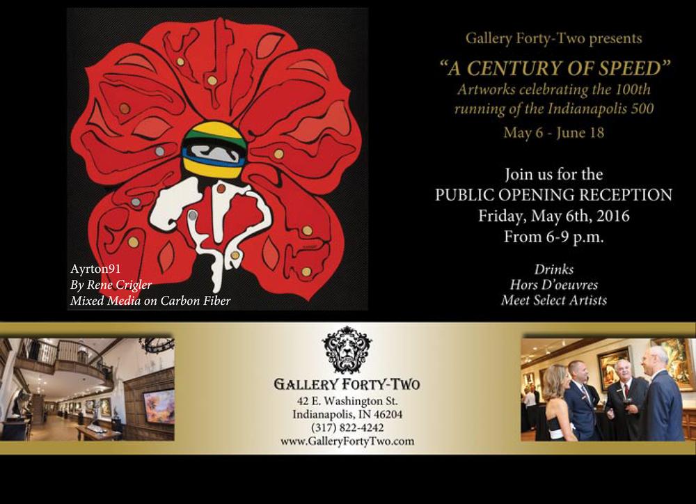 Gallery 42, 42 E Washington St Indianapolis, IN