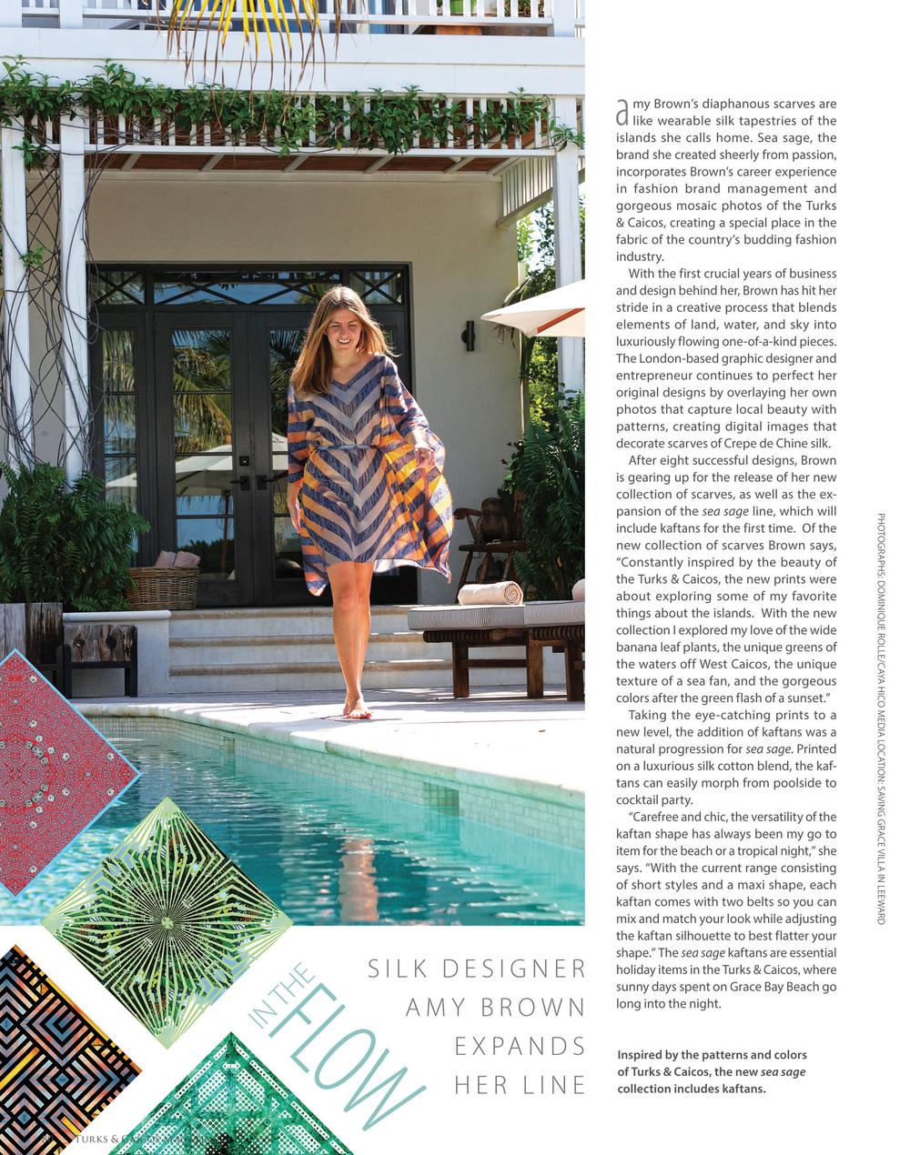 sea-sage-turks-and-caicos-magazine-sunset-kaftan-resortwear-luxury-villa-saving-grace