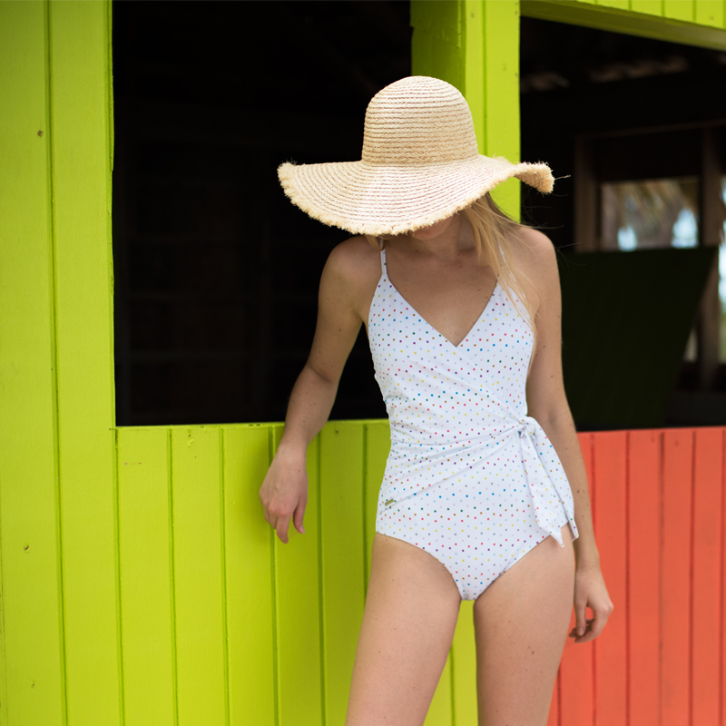 • a new shape - introducing the captiva wrap one piece •