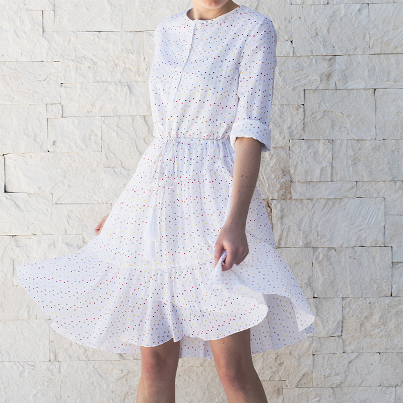 • the calla dress •