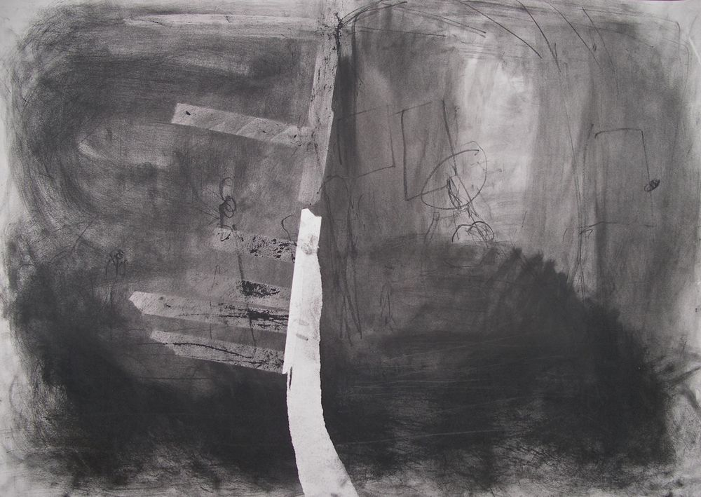 In Place of Memory  [59x84cm] pigment on paper 2013