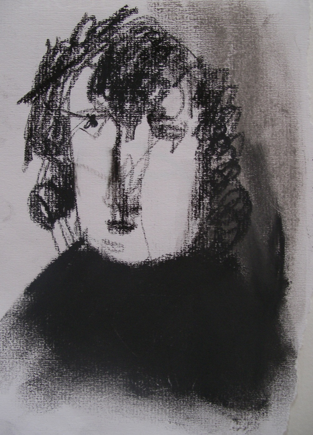 Portrait_Drawing charcoal [13x20cm] 2013 Laura Hudson-3.jpg