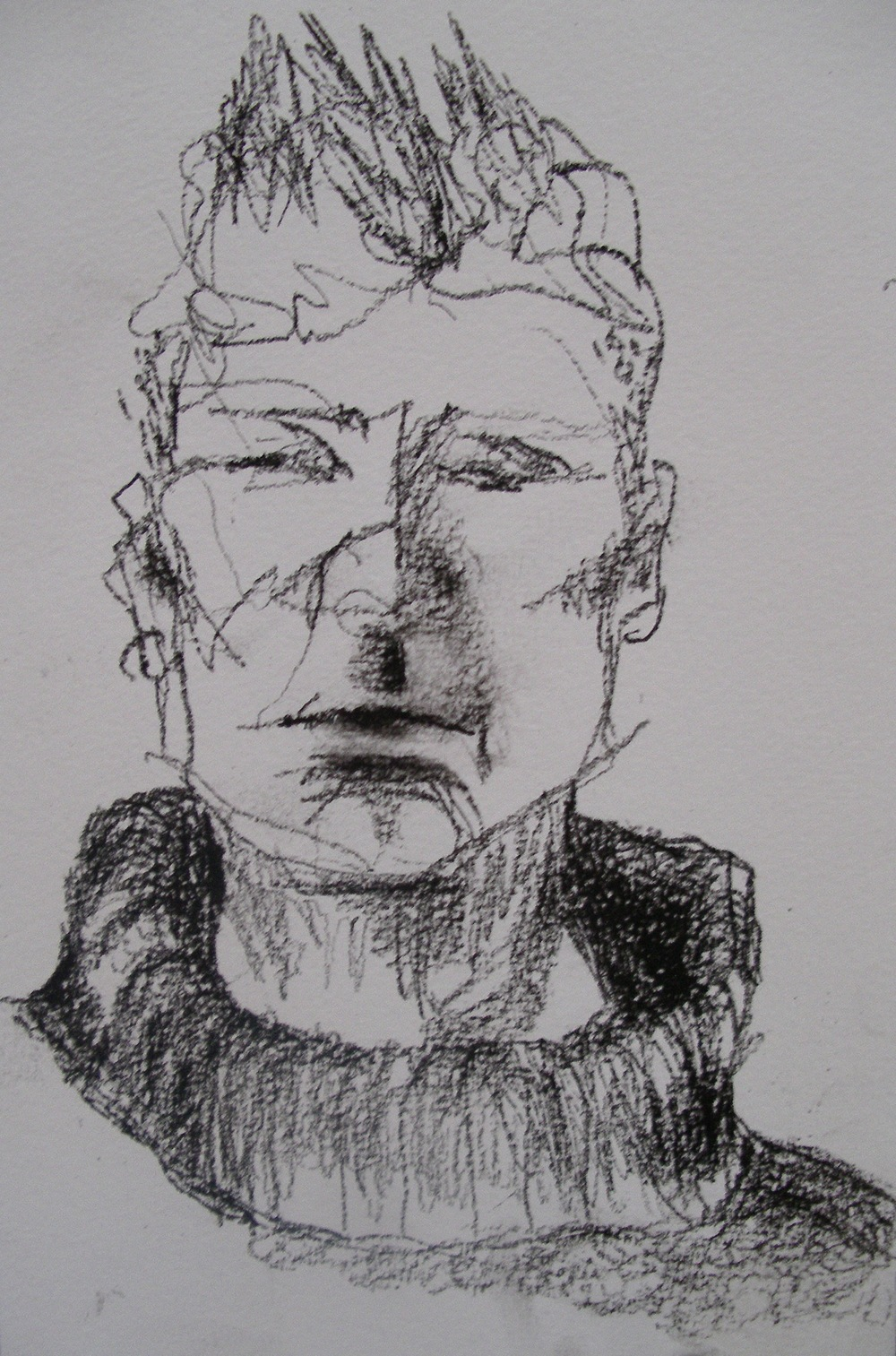 Portrait_Drawing conté [13x20cm] 2013 Laura Hudson.jpg