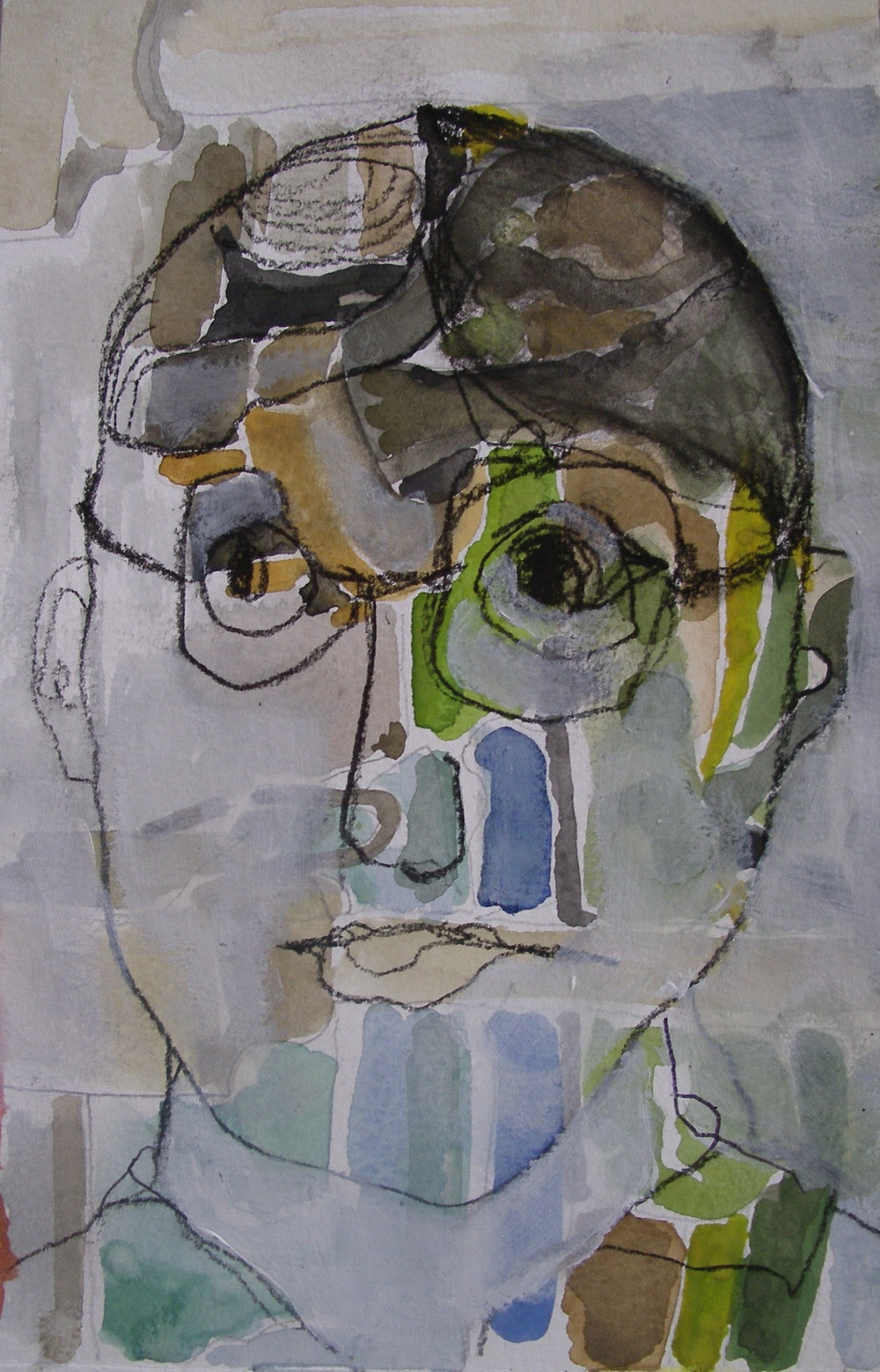 Portrait_Drawing mixed media [13x20cm] 2013 Laura Hudson-3.jpg