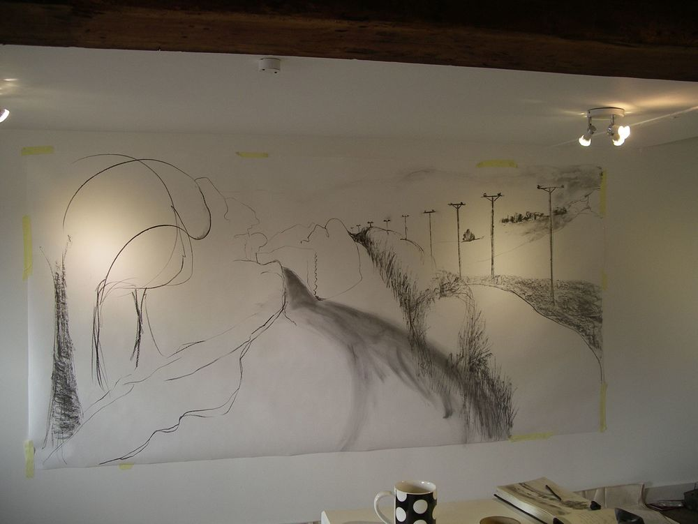 Drawing_Journey to Castle Hill Process 28.3.2013 - 2.jpg