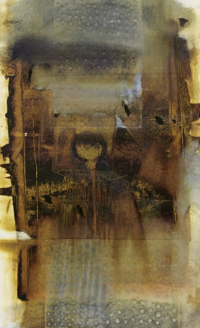 Corrosion, Monoprint and Intaglio, 2015