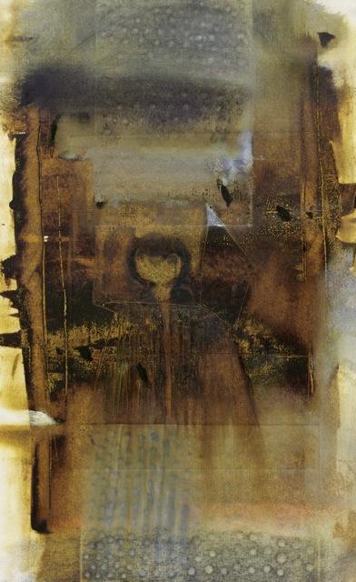 Corrosion, Monoprint and Intaglio, 2015