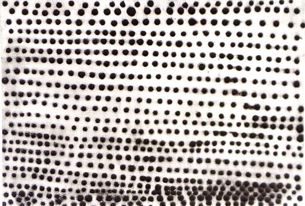 Connecting the Dots Intaglio-Carborundum  Print VP 1/5 2015