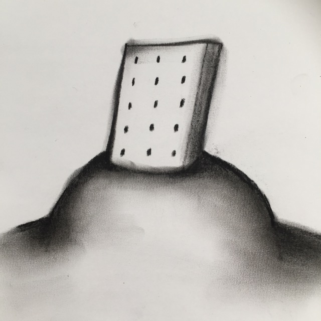Nail house drawing