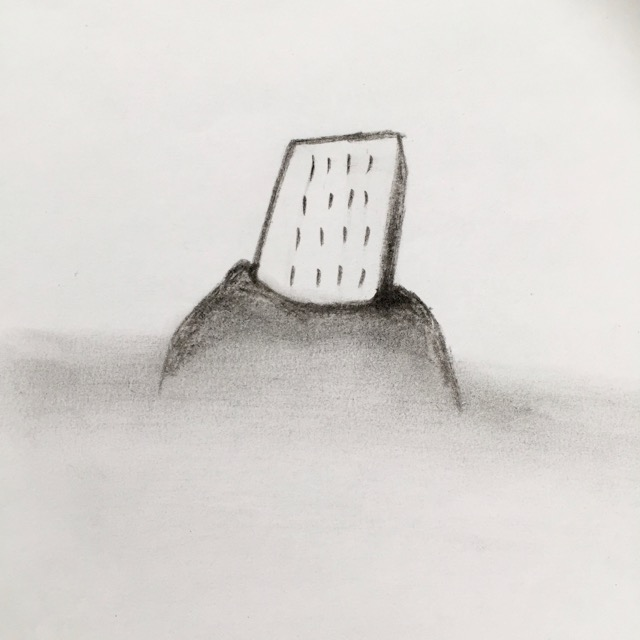 Nail House Drawing