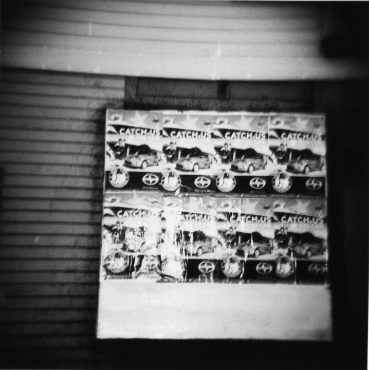 "Images from ""Overlooked."" Images were shot using medium format film on a Holga and Twin Lens Reflex camera respectively. All images are selenium-toned fiber based silver gelatin prints."