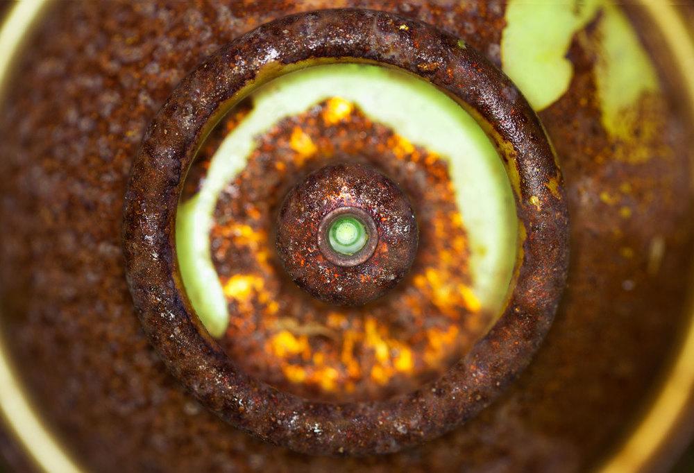 Sprayer's eye
