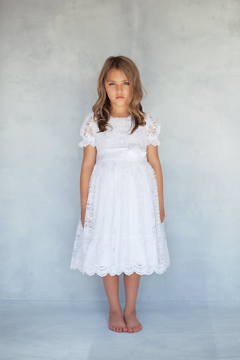Flower Girl Dress $255+