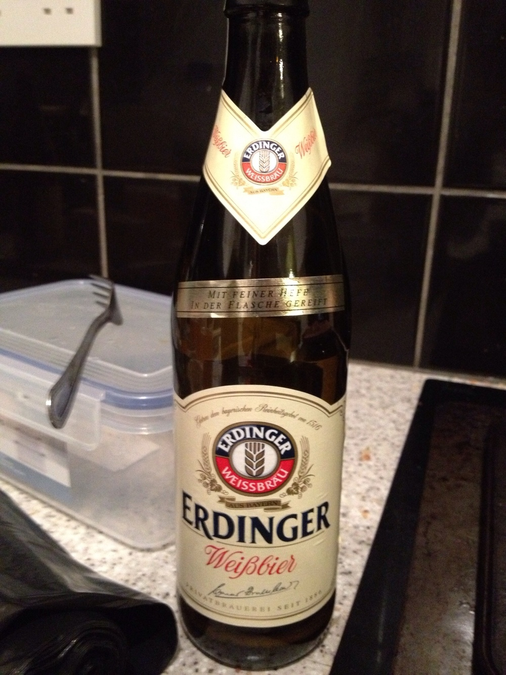 One German Weißbier