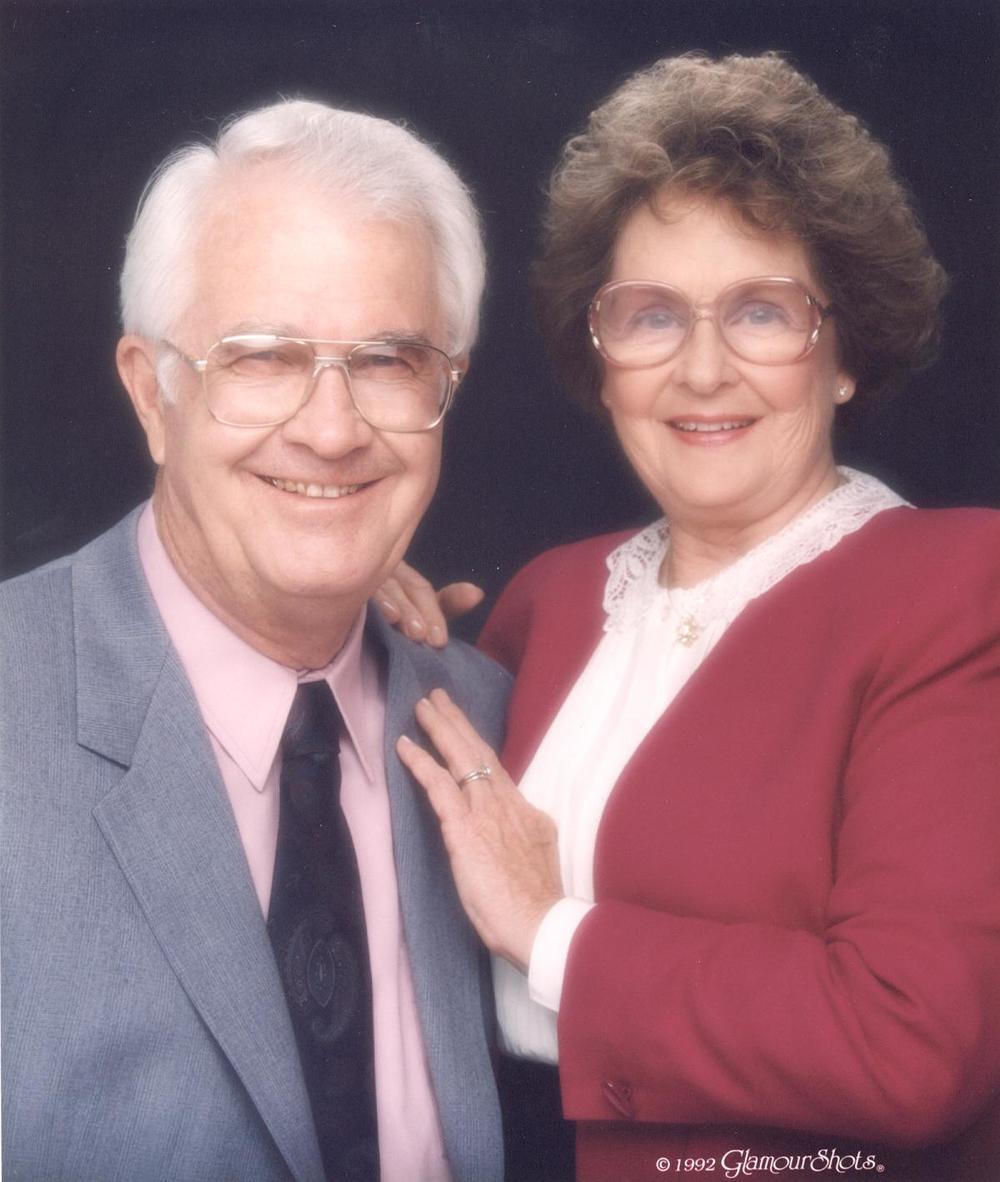 Harold and Betty Newsom