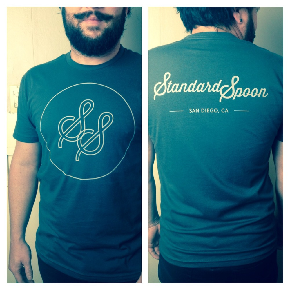 standard spoon t shirt