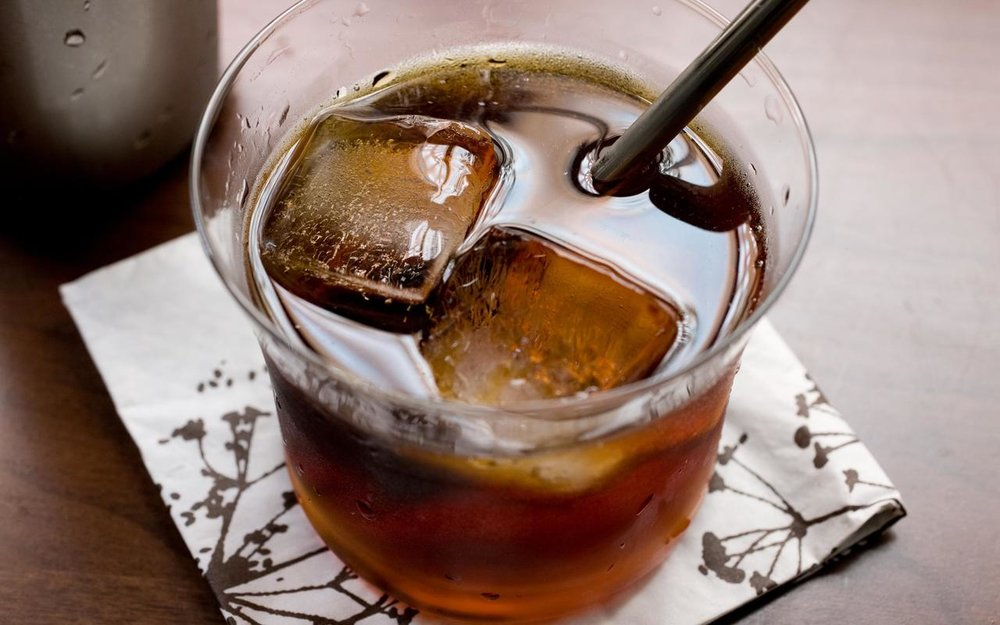 Black Russian Cocktail - Photo: Chowhound