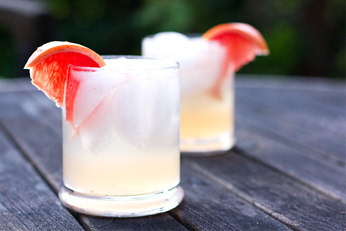 Greyhound Cocktail - Photo: KitchenKonfidence