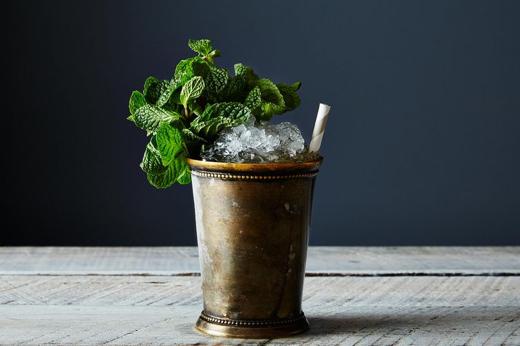 Mint Julep Cocktail - Photo: Food 52