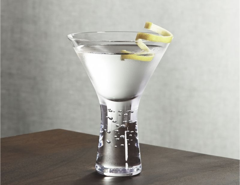 Martini Cocktail - Photo: Crate & Barrel