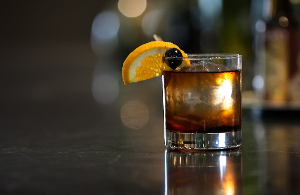 Rum Old Fashioned - Photo: Booze News