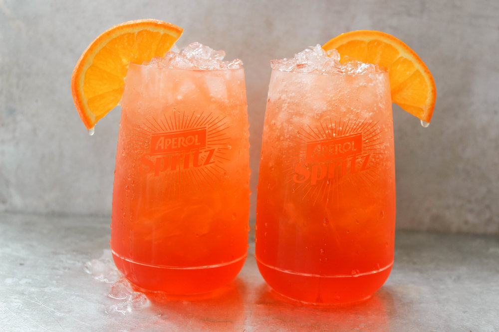 Aperol Spritz Cocktail - Photo: Beautiful Booze